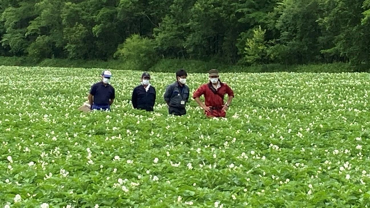令和3年7月6日 農産部 農産課
